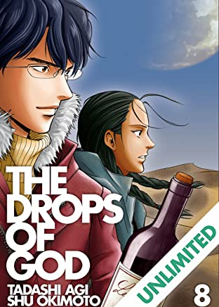 Drops of God (comiXology Originals) Vol. 8